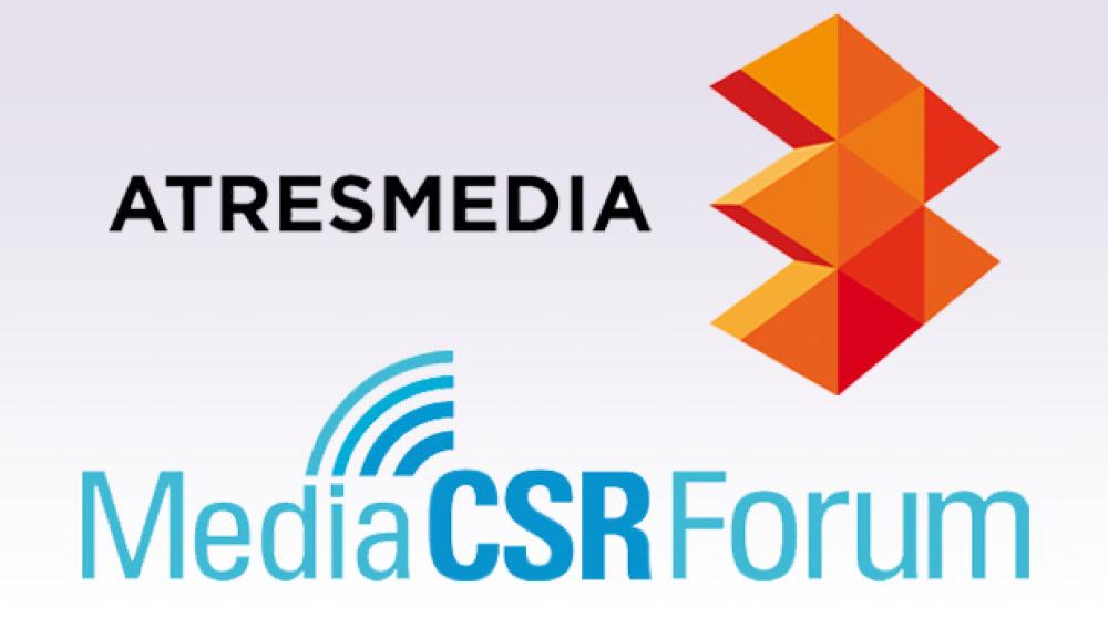 Atresmedia, primer grupo español que se une a Media CSR Forum