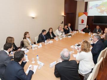 Atresmedia celebra una reunión con sus grupos de interés