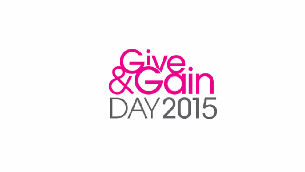 Give&Gain Day 2015