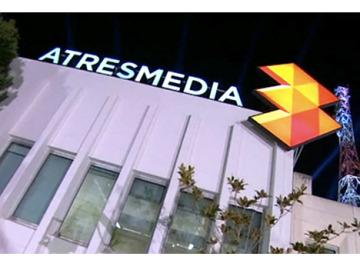 Fachada de Atresmedia