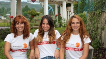 Tres tizas en Guatemala