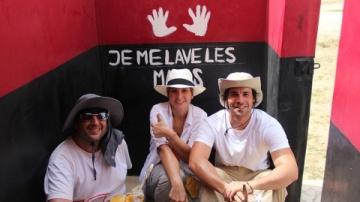 Gotas de ayuda en Senegal