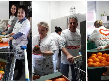 Voluntarios Atresmedia aumenta su compromiso con el Comedor Social Santa María Josefa de Vallecas