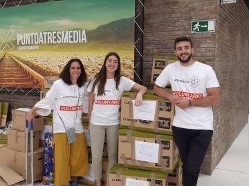 Atresmedia dona casi el doble de juguetes que el año pasado para la campaña 'Comparte y Recicla'