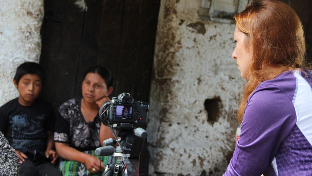 Voluntariado profesional de empleados en Atresmedia en Guatemala