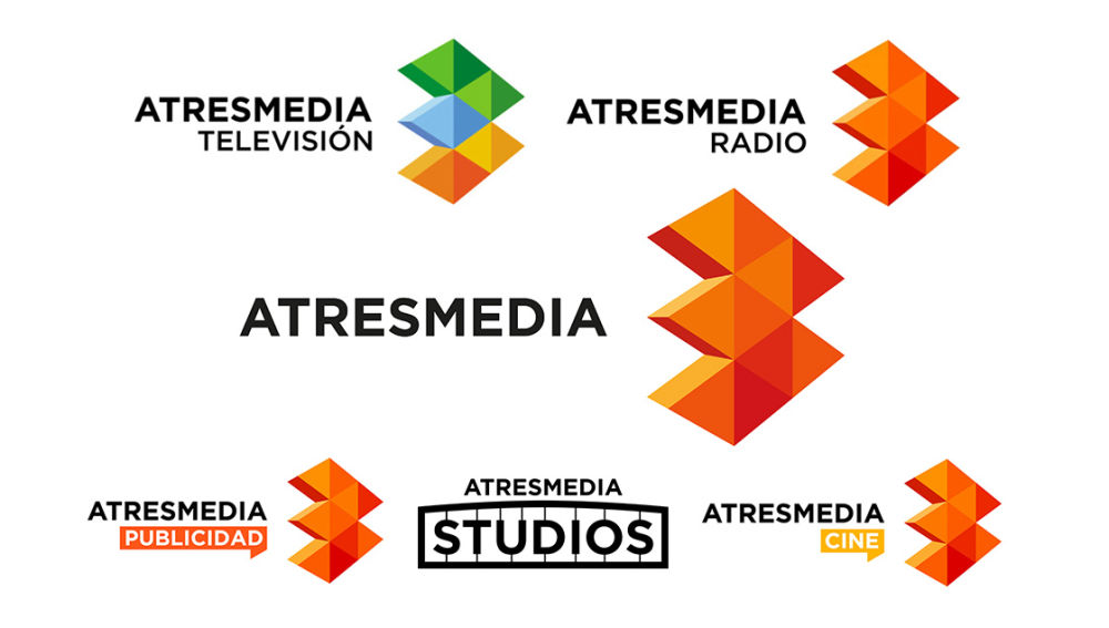 Divisiones del Grupo Atresmedia