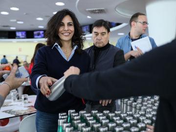 Atresmedia elimina las botellas de plástico en su comedor y da un paso más por un futuro sostenible