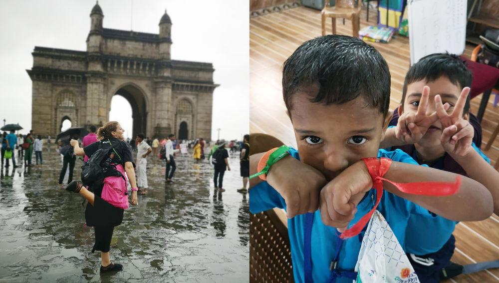 Ya estamos en Bombay