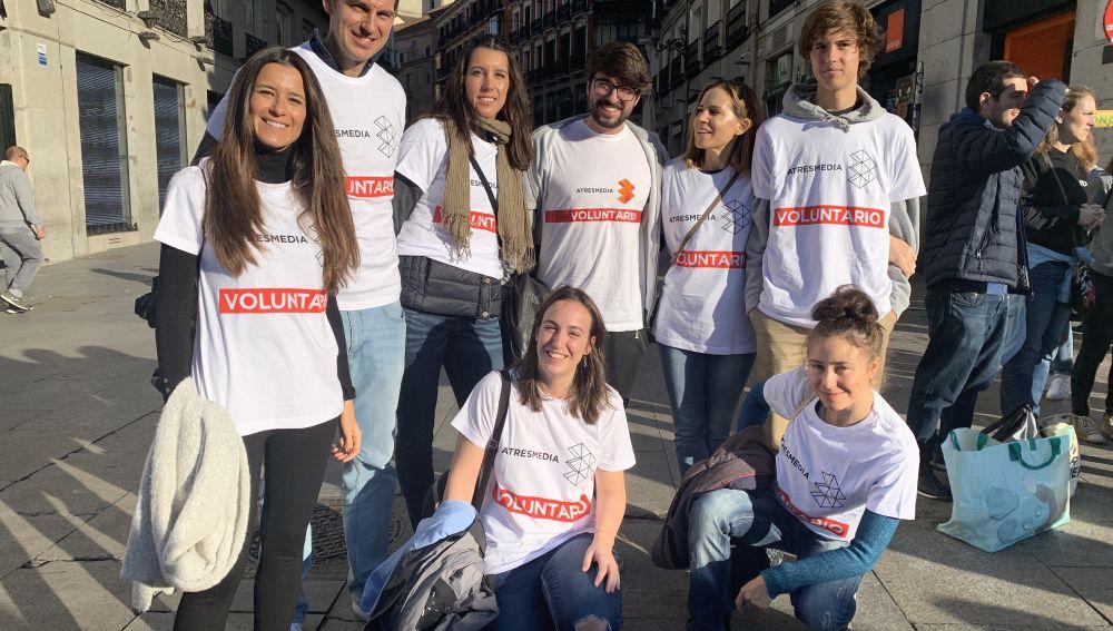 Más de 1.000 voluntarios participan en la 13ª edición del Día Solidario de las Empresas