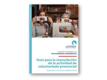 Atresmedia participa en la elaboración de la primera guía para la desescalada segura en el voluntariado corporativo