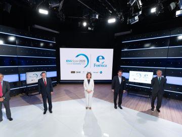 Atresmedia acoge en sus platós el evento de referencia en sostenibilidad ESG Spain 2020