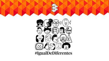 Atresmedia celebra el Día Internacional de la Discapacidad con la campaña #IgualDeDiferentes