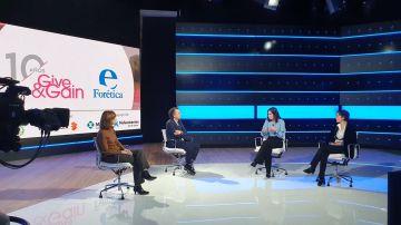 Atresmedia repite como media partner y sede anfitriona de la presentación del Give&Gain