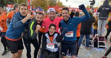 Pedro Vivar: un experto en maratones y en las carreras Ponle Freno