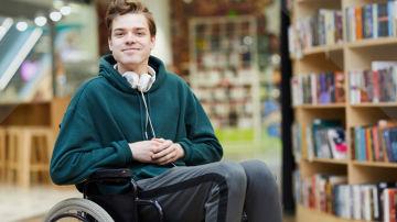 El 1,5 % de los estudiantes universitarios en España son personas con discapacidad