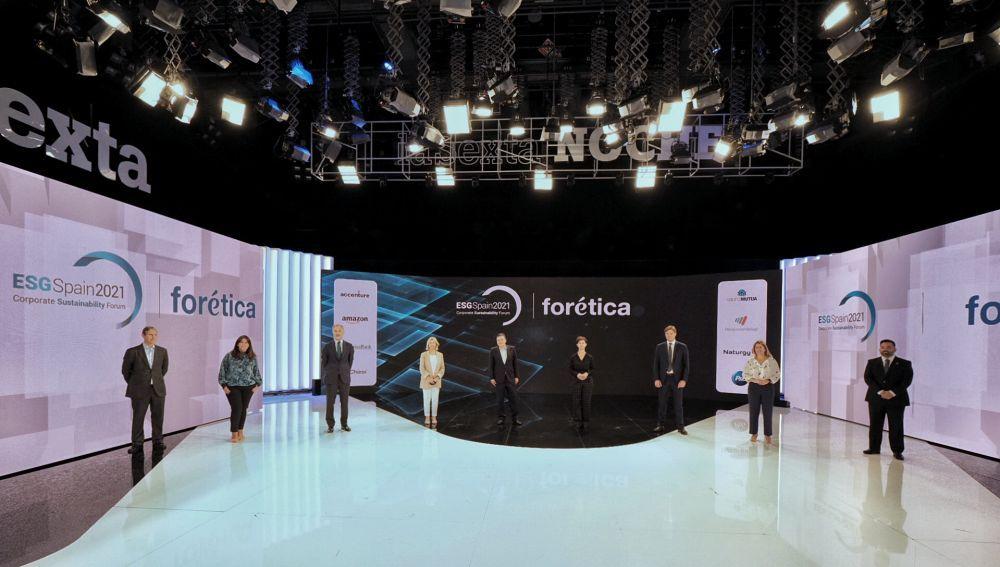 Atresmedia acoge de nuevo el ESG Spain, evento empresarial de referencia en materia de sostenibilidad