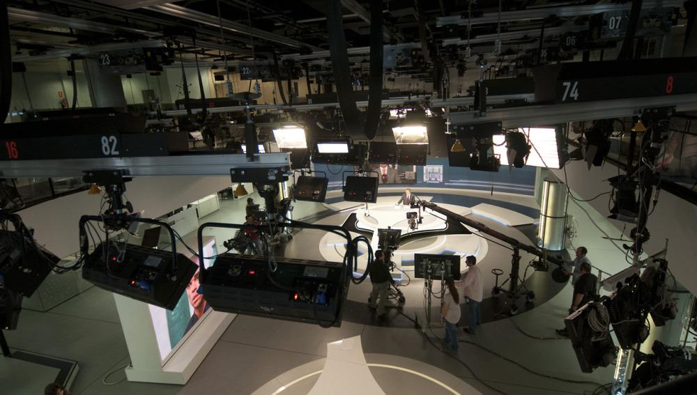 Plató de Noticias de Antena 3