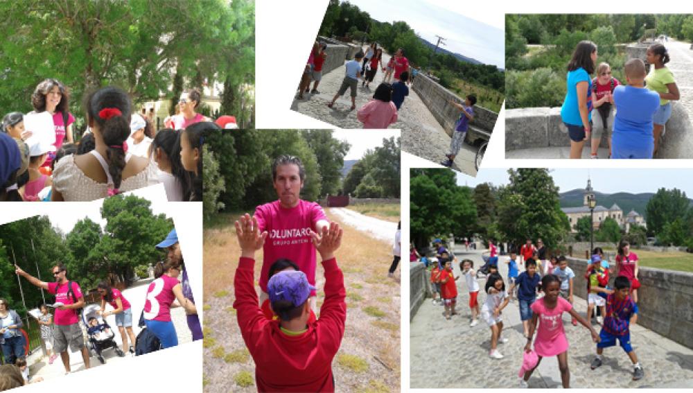 4ª Voluntariado para todos en Rascafría
