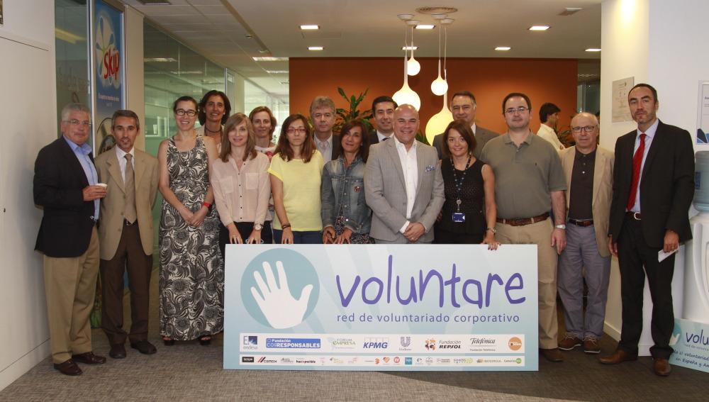 2º aniversario Voluntare Julio 2013