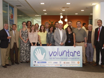 2º aniversario Voluntare Julio 2013