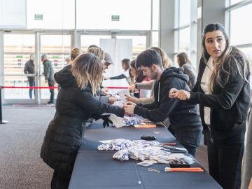 Voluntarios Atresmedia colaboran con el evento por la educación ¡Grandes Profes! 2018