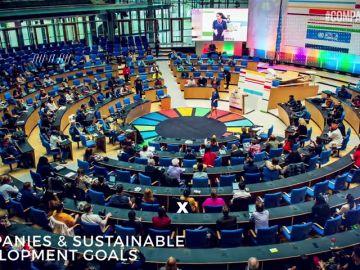 La campaña de comunicación #COMPANIES4SDGs, premiada con el IMPACT2030 Innovation Award