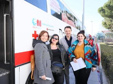 Éxito en la quinta campaña de donación de sangre en Atresmedia
