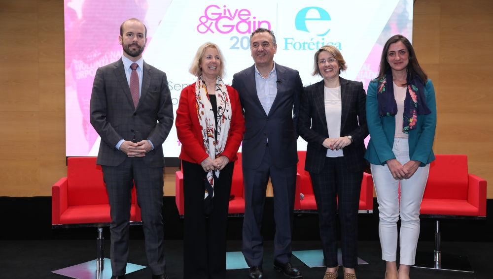 Atresmedia vuelve a ser sede anfitriona de la presentación de la IX Semana Internacional del Voluntariado Corporativo
