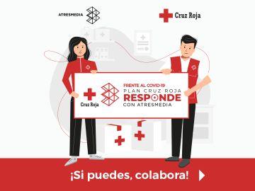 Atresmedia se une a Cruz Roja para dar respuesta a la crisis del Covid19