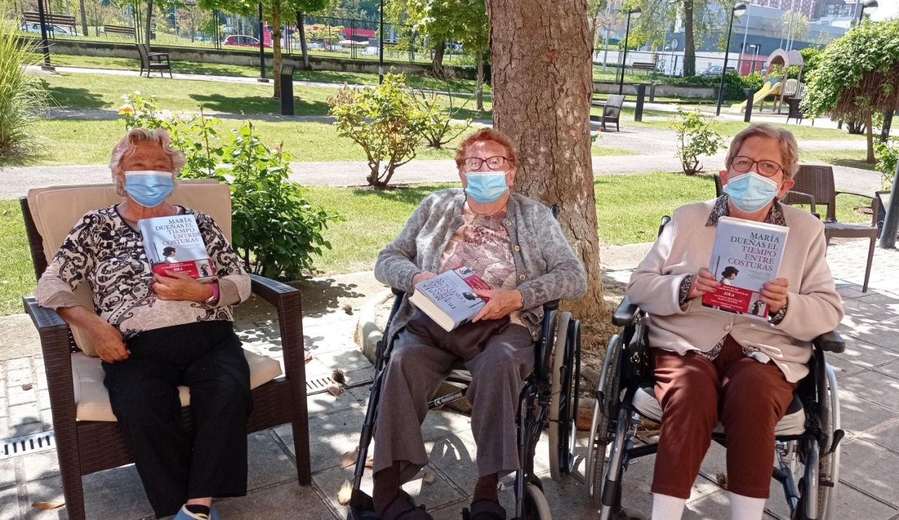 Clubs de Lectura para personas mayores