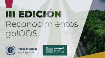 Atresmedia participa como entidad impulsora en la III edición de los Reconocimientos go!ODS